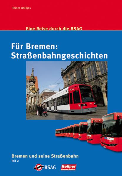 Für Bremen: Straßenbahngeschichten - Coverbild