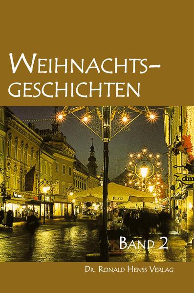 Weihnachtsgeschichten - Coverbild