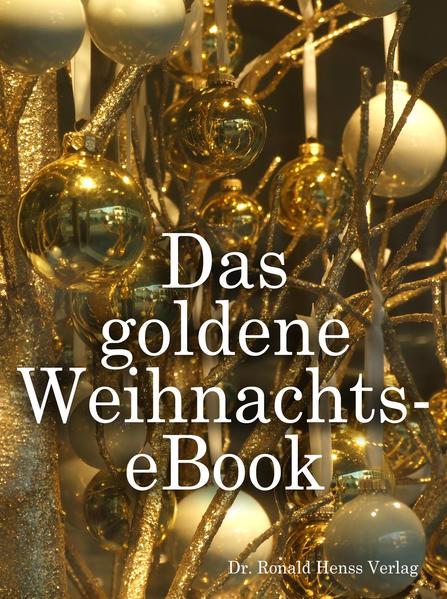 Das goldene Weihnachts-eBook - Coverbild