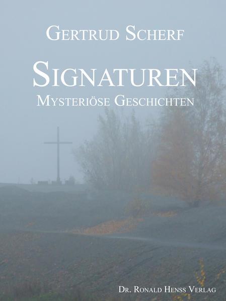 Signaturen. Mysteriöse Geschichten - Coverbild