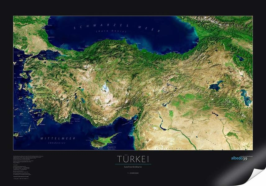 Türkei - Coverbild