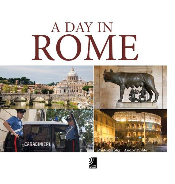 A Day In Rome - Coverbild