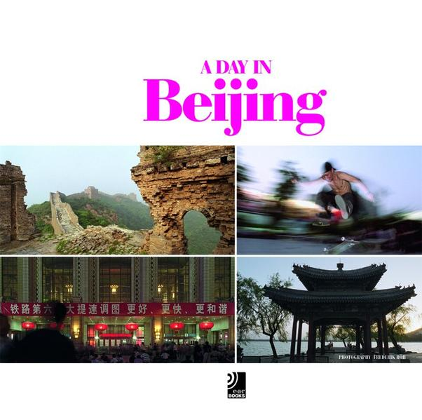 A Day in Beijing - Coverbild