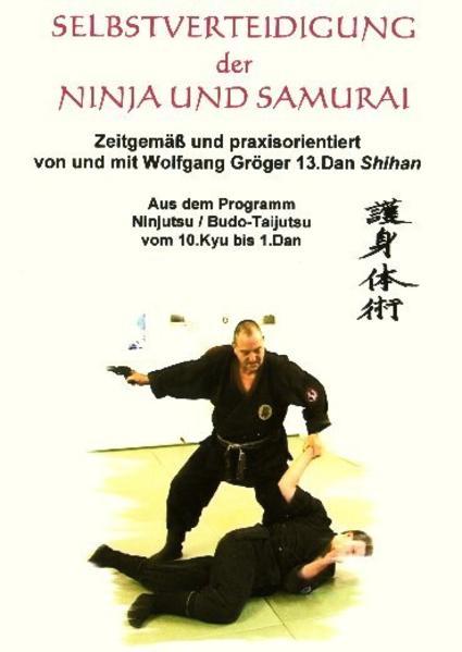 Selbstverteidigung der Ninja und Samurai - Coverbild