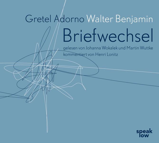 Gretel Adorno Walter Benjamin. Briefwechsel - Coverbild