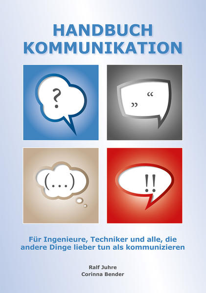Handbuch Kommunikation - Coverbild