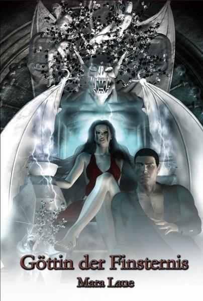 Göttin der Finsternis - Coverbild