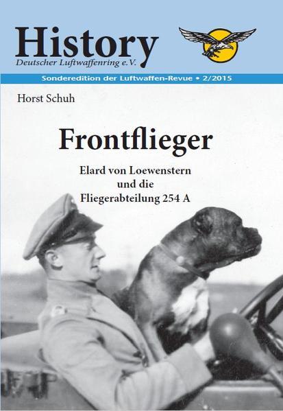 Frontflieger - Coverbild
