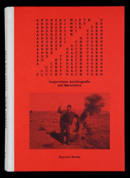 Andrzej  Wirth: Flucht nach vorn - Coverbild