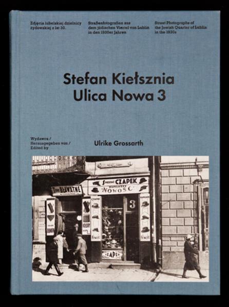 Stefan Kiełsznia. Ulica Nowa 3 - Coverbild