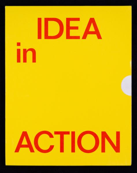 IDEA in ACTION - Coverbild