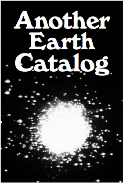 Another Earth Catalog - Coverbild
