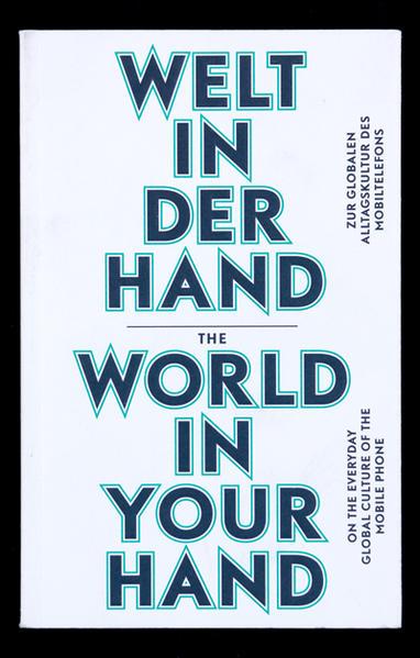Welt in der Hand / The World in Your Hand - Coverbild