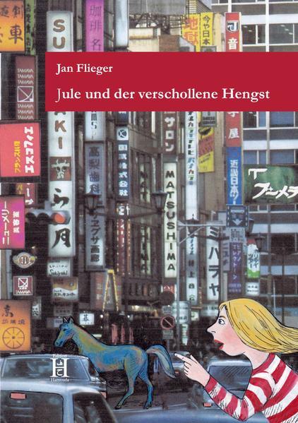 Jule und der verschollene Hengst - Coverbild