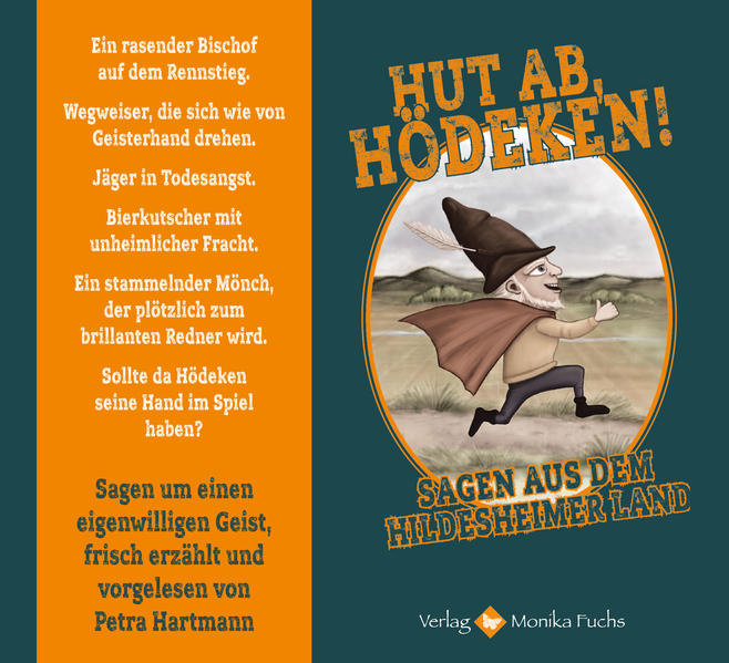 Hut ab, Hödeken! - Coverbild