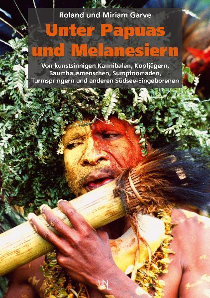 Unter Papuas und Melanesiern - Coverbild