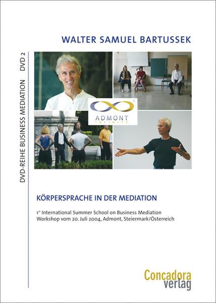 Körpersprache in der Mediation - Coverbild