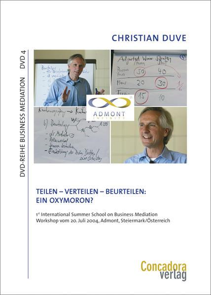 Teilen - Verteilen - Beurteilen: Ein Oxymoron? - Coverbild