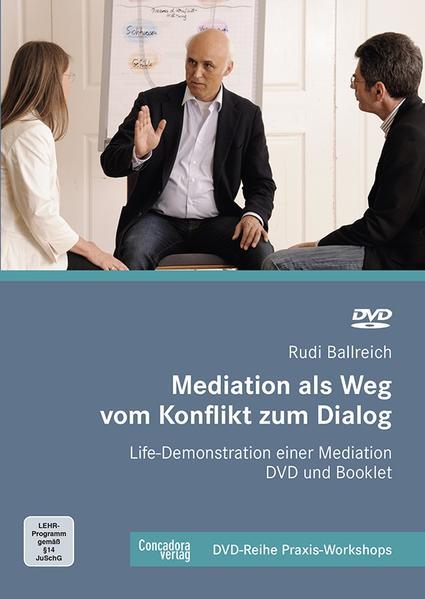 Mediation als Weg vom Konflikt zum Dialog - Coverbild