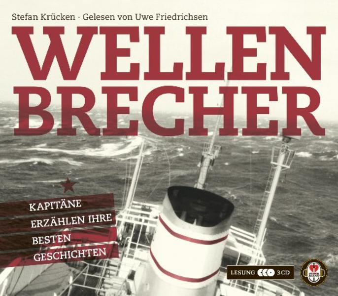 Wellenbrecher - Das Hörbuch - Coverbild
