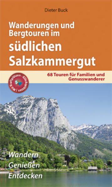 Wanderungen und Bergtouren im südlichen Salzkammergut - Coverbild