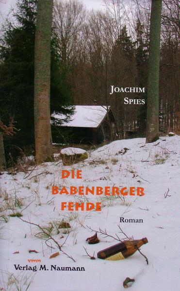 Die Babenberger Fehde - Coverbild