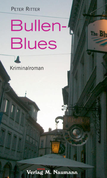 Bullen-Blues - Coverbild
