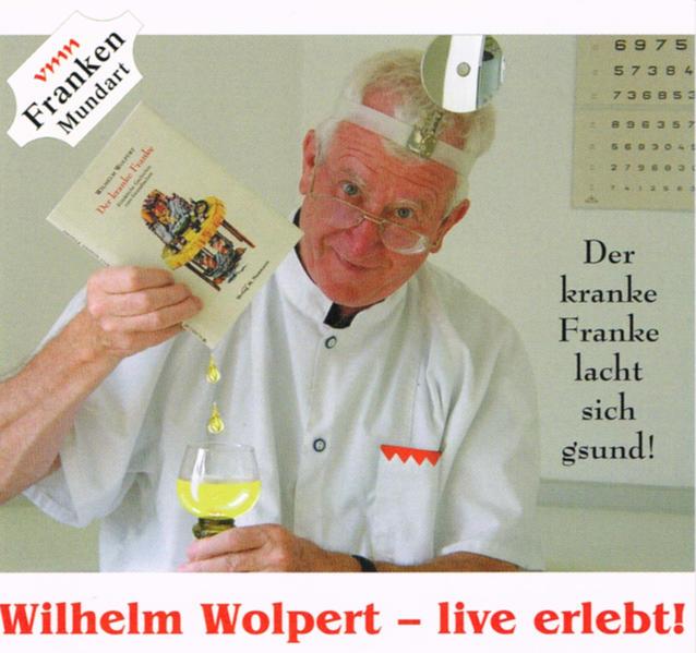 Wilhelm Wolpert - live erlebt! - Coverbild