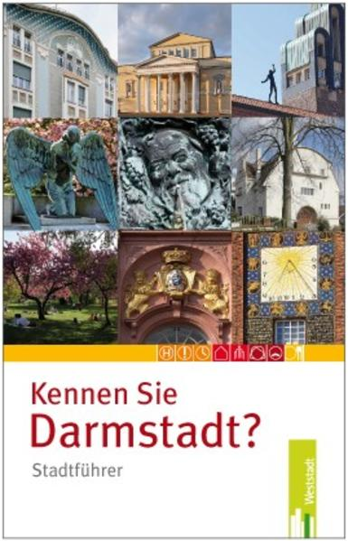 Kennen Sie Darmstadt? - Coverbild