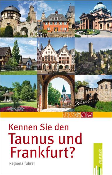 Kennen Sie den Taunus und Frankfurt? - Coverbild