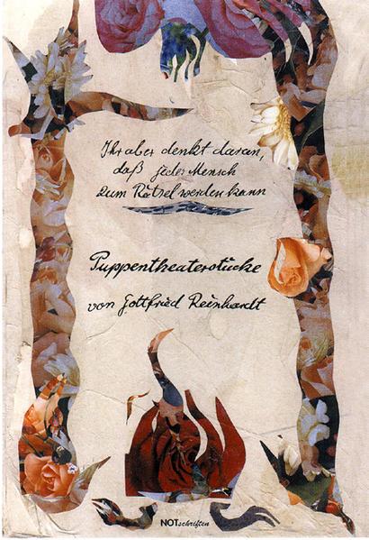 Puppentheaterstücke - Coverbild