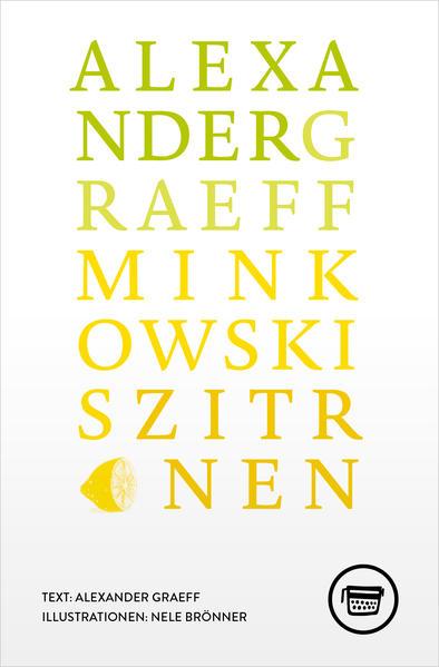 Minkowskis Zitronen - Coverbild