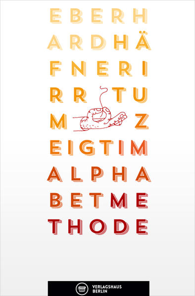 Irrtum zeigt im Alphabet Methode - Coverbild