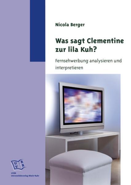 Was sagt Clementine zur lila Kuh? - Coverbild
