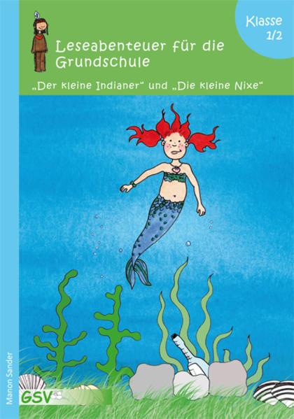 Leseabenteuer für die Grundschule - Sinnentnehmendes Lesen in der Klasse 1 und 2 - Coverbild