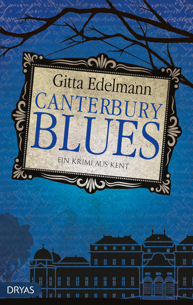 Canterbury Blues - Coverbild