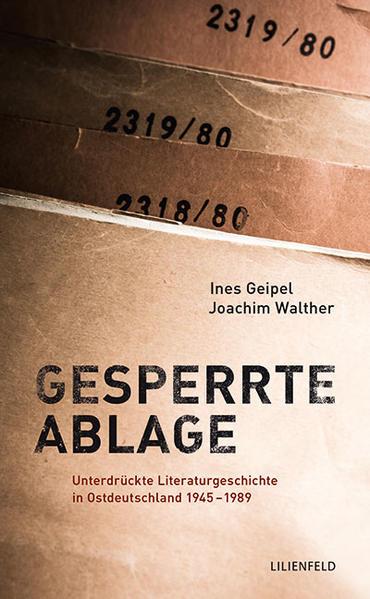 Gesperrte Ablage - Coverbild