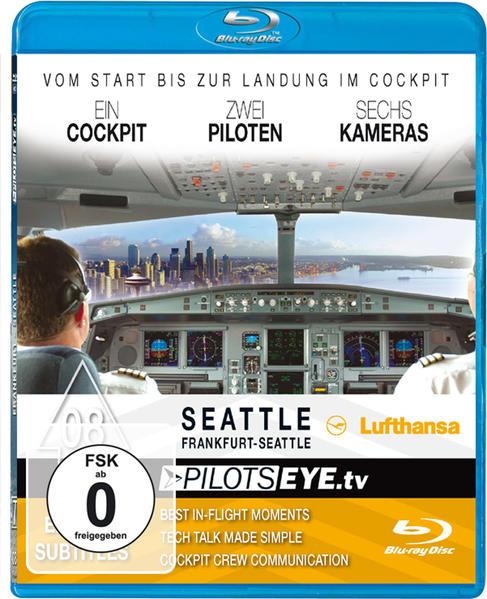 PilotsEYE.tv - SEATTLE - Blu-ray - Coverbild