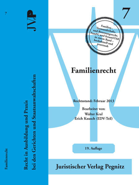 Familienrecht - Coverbild
