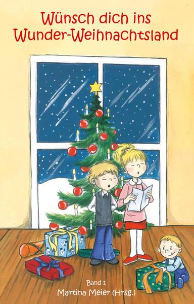 Wünsch dich ins Wunder-Weihnachtsland Band 1 - Coverbild