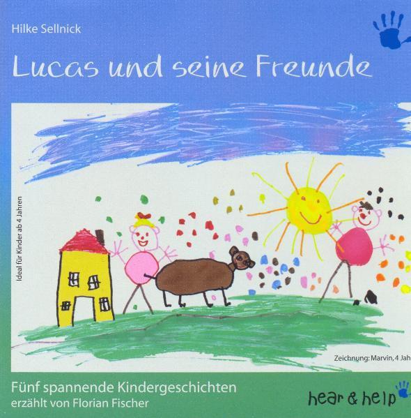 Lucas und seine Freunde - Coverbild