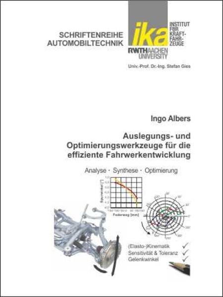 Auslegungs- und Optimierungswerkzeuge für die effiziente Fahrwerkentwicklung - Coverbild