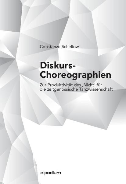 Diskurs-Choreographien - Coverbild