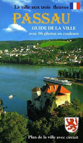 Stadtführer Passau Französisch - Coverbild