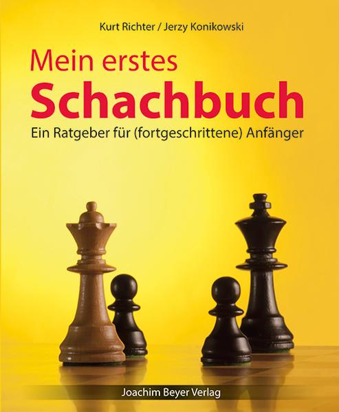 Mein erstes Schachbuch - Coverbild