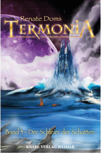 Termonia – Der Schleier der Schatten - Coverbild
