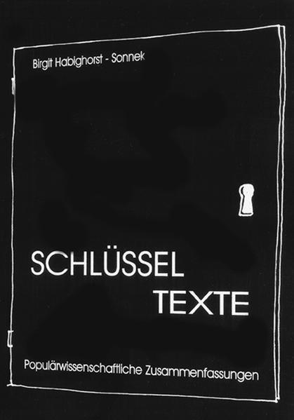 Schlüsseltexte - Coverbild