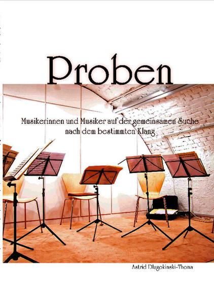 Proben - Coverbild