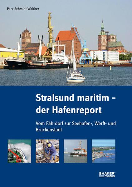 Stralsund maritim - der Hafenreport - Coverbild