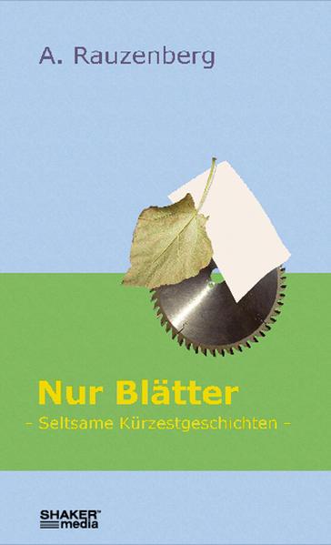 Nur Blätter - Coverbild